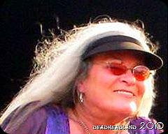 Donna GOTV 2010 Close Up