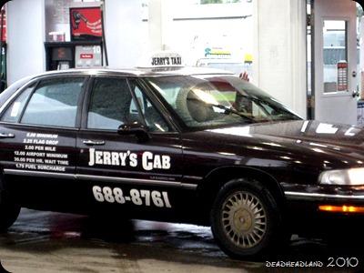 Jerry's Cab