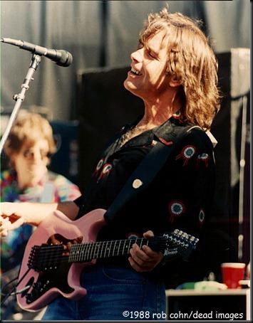 Grateful Dead | Bob Weir | Women Are Smarter | Frost Amphitheatre, Palo Alto, CA | April 30, 1988  © dead images