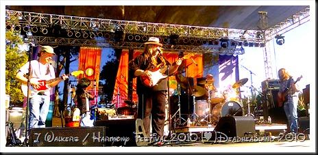 From Harmony Festival 2010 - 7 Walkers, with Steve Kimock (Papa Mali, Bill Kreutzmann, Reed Mathis, Matt Hubbard)