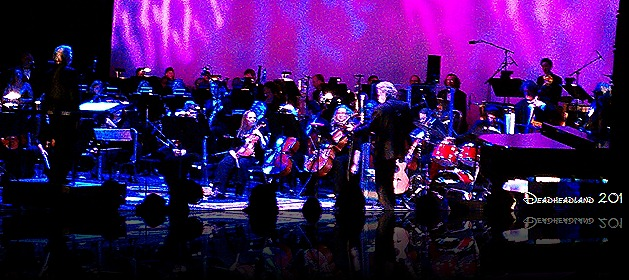 Bob Weir and the Marin Symphony Orchestra