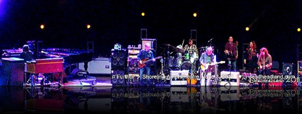 Furthur, Shoreline Amphitheater 6.3.2011
