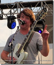 Keller Williams  - The Rhythm Devils - Gathering of the Vibes 2011