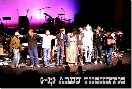 Mickey Hart Band - Napa Valley Opera House