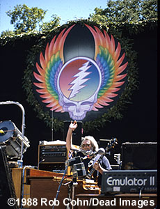 Grateful Dead ©Robbi Cohn DeadImages.com