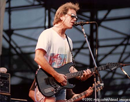 ©Robbi Cohn Dead Images | Grateful Dead Bob Weir | May 4 1991 Sacramento, CA | New Minglewood Blues
