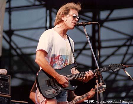 ©Robbi Cohn Dead Images | Grateful Dead Bob Weir | May 4 1991 Sacramento, CA | New Minglewood Blues