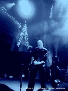 Scott Thunes - The Mother Hips at Great American Music Hall December 18 2011 | (♥) Deadheadland