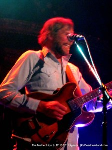 Tim Bluhm - The Mother Hips at Great American Music Hall December 18 2011 | (♥) Deadheadland