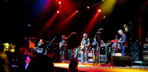 Furthur - the New Phil Side - bill Graham Civic Auditorium 12.29.2011 - photo by happycat! for DeadHeadLand.com