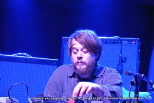 Marco Benevento - Bustle In Your Hedgerow 2012-01-27 - Brooklyn Bowl | Photo by Timezoner for Deadheadland