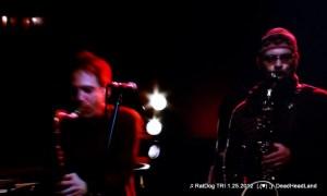 Kenny Brooks and Dave Ellis - Ratdog Reunion TRI 1.25.2012