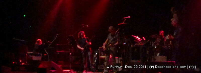 Furthur - Dec. 29 2011