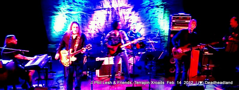 Phil Lesh and Friends at Terrapin Crossroads