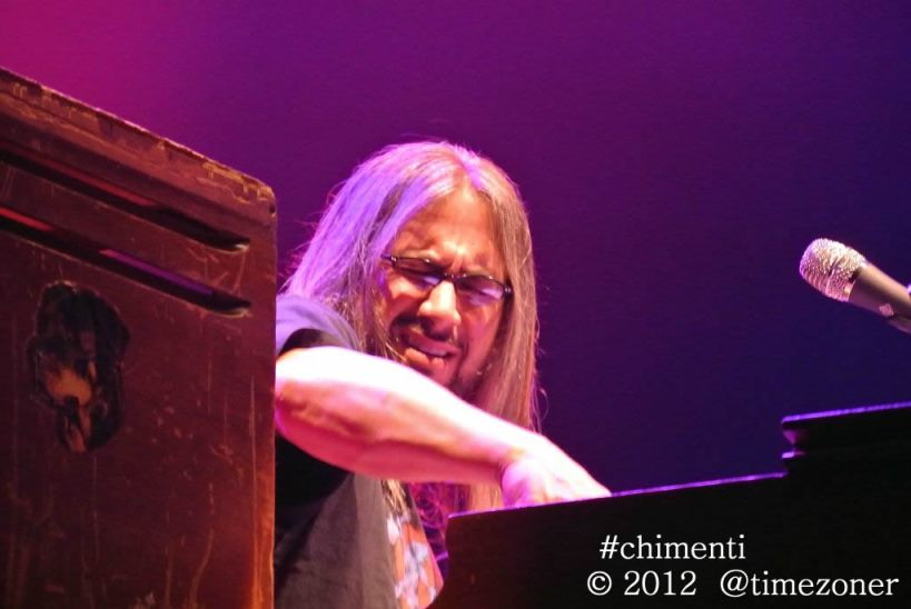 "Jeff Chimenti - Phil and Friends 2.18.2012 ""Cold Rain and Snow"" © 2012 @timezoner"