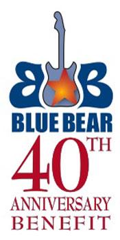 Blue Bear 40th Anniversary Benefit