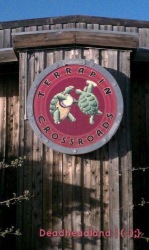 Terrapin Crossroads - sign