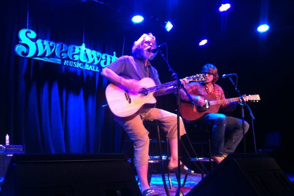 SETLIST & Pictures: Lukas Nelson with Bob Weir at Sweetwater