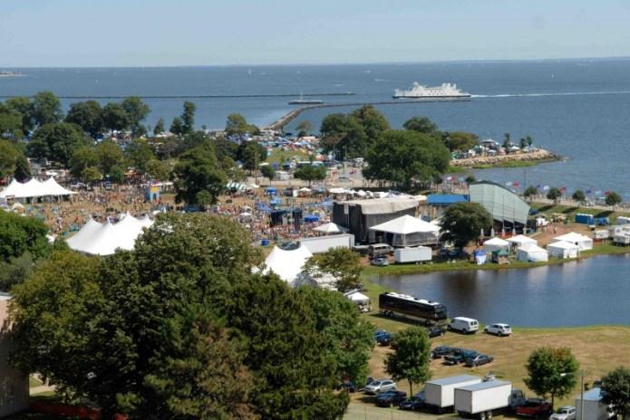 Gatehring of the Vibes - Seaside Park, Bridgeport CT