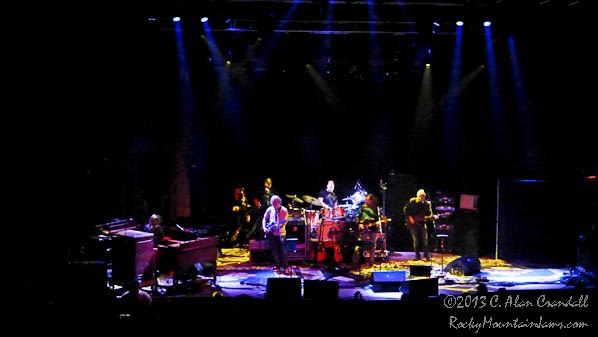 Furthur ©2013 C. Alan Crandall - RockyMountainJams.com  (5)