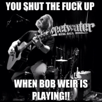 STFU - Bob Weir at the Sweetwater (video)