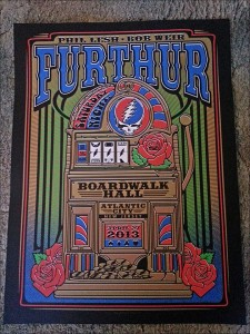 Furthur Atlantic City