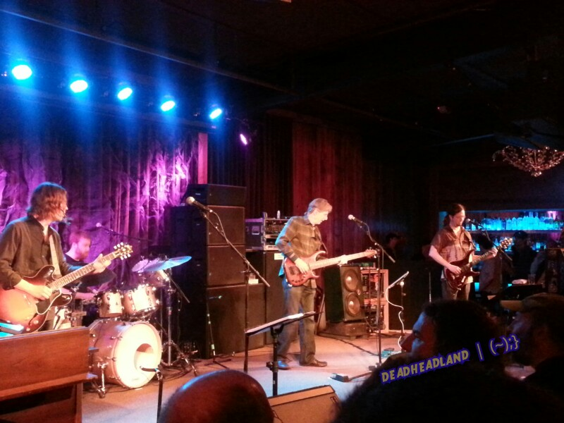 Setlist: Luther Dickinson join's Phil Lesh May Madness Ramble at Terrapin Crossroads, Friday May 17, 2013
