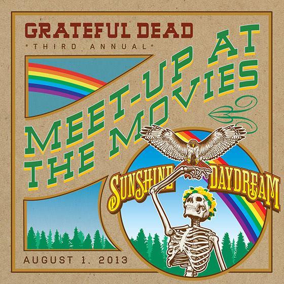 Review: Sunshine Daydream – Grateful Dead Movie Event