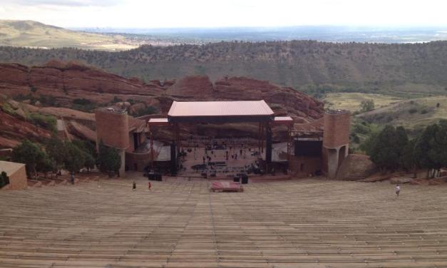 Setlist: Furthur, Thurs. Sept. 19 2013, Red Rocks Amphitheatre, Morrison Colorado