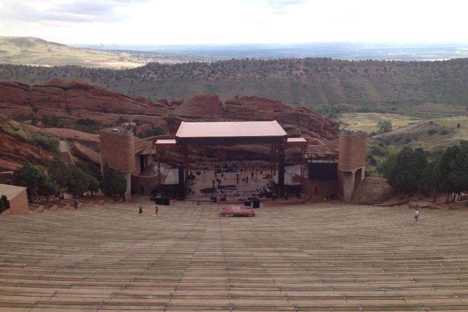 Setlist: Furthur, Thurs. Sept. 19 2013, Red Rocks Amphitheatre, Morrison Colorado