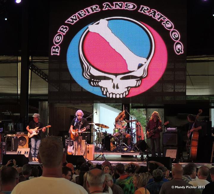 RatDog Peach Festival 2013