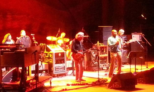 SETLIST: Furthur, Red Rocks Amphitheatre – Morrison, Colorado (4 of 4) Sunday Sept. 22 20013