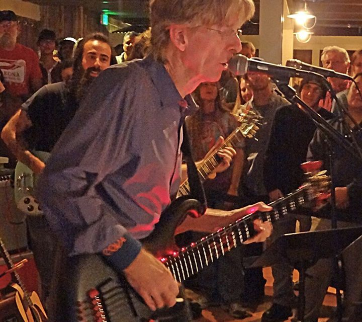 Setlist and Pictures – Phil Lesh and The Terrapin Family Band ticket sale party