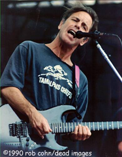 Bob Weir - Autzen 1990 - Cumberland Blues - Grateful Dead ©RobbiCohn Dead Images