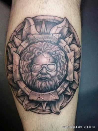 Best Jerry Garcia Tattoos - DHL (8)