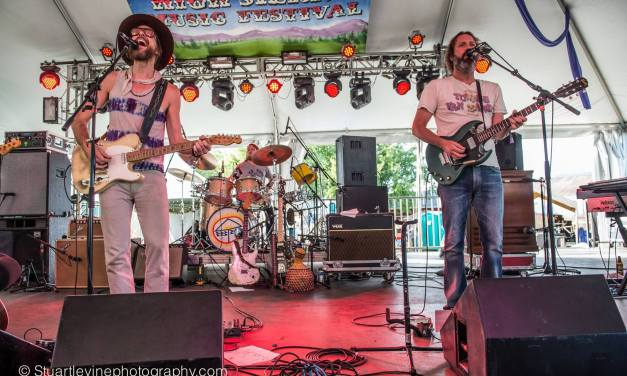 HAPPY BIRTHDAY USA from High Sierra Music Festival – U.S. Blues Jonathan Wilson with Neal Casal