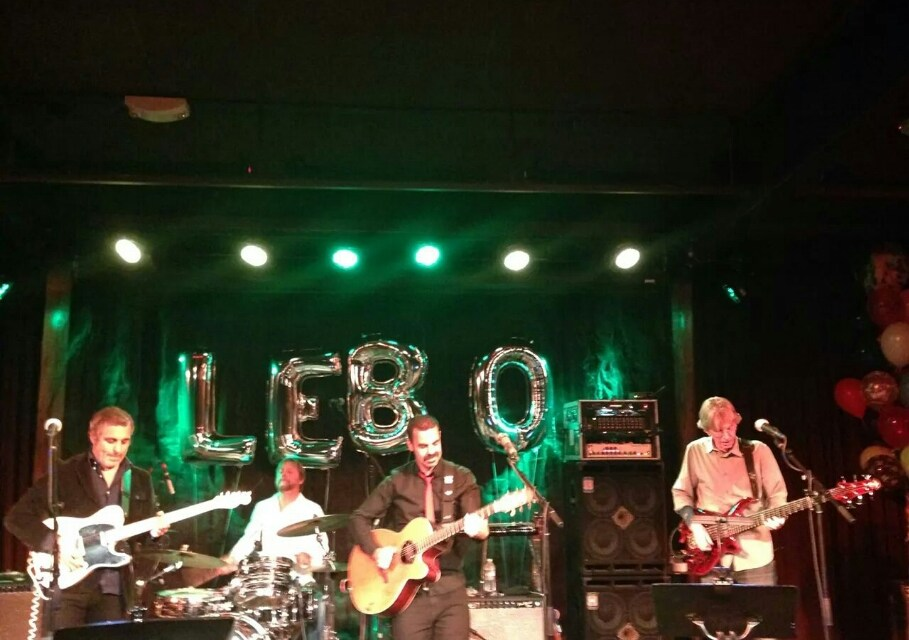 SETLIST: Lebo & Friends Lebo's 40th Birthday Bash Wed. Oct. 15, 2014 The Grate Room Terrapin Crossroads San Rafael, CA