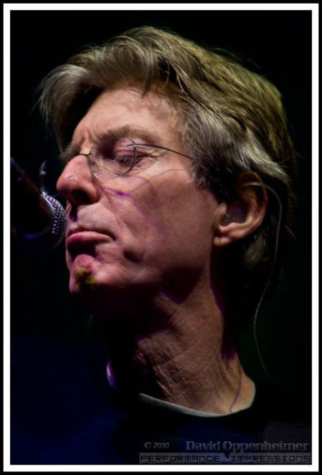 Phil Lesh with Furthur at the Tabernacle Concert Photography by Performance Impressions