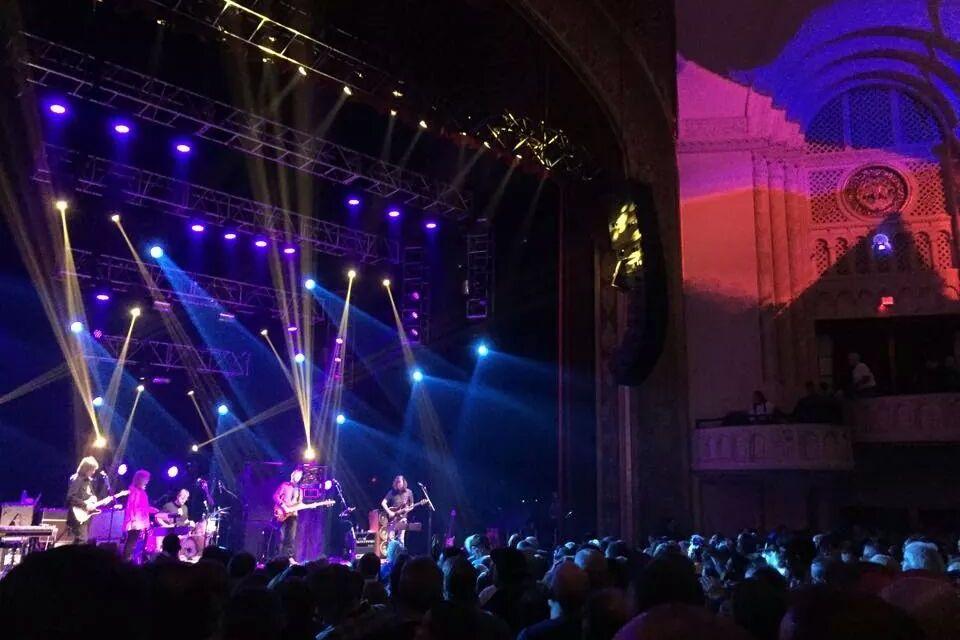 SETLIST: Phil Lesh & Friends  Friday November 14,2014 Capitol Theatre Port Chester , NY
