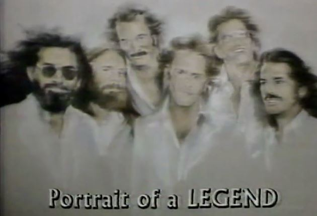 Grateful Dead Portrait of a Legend