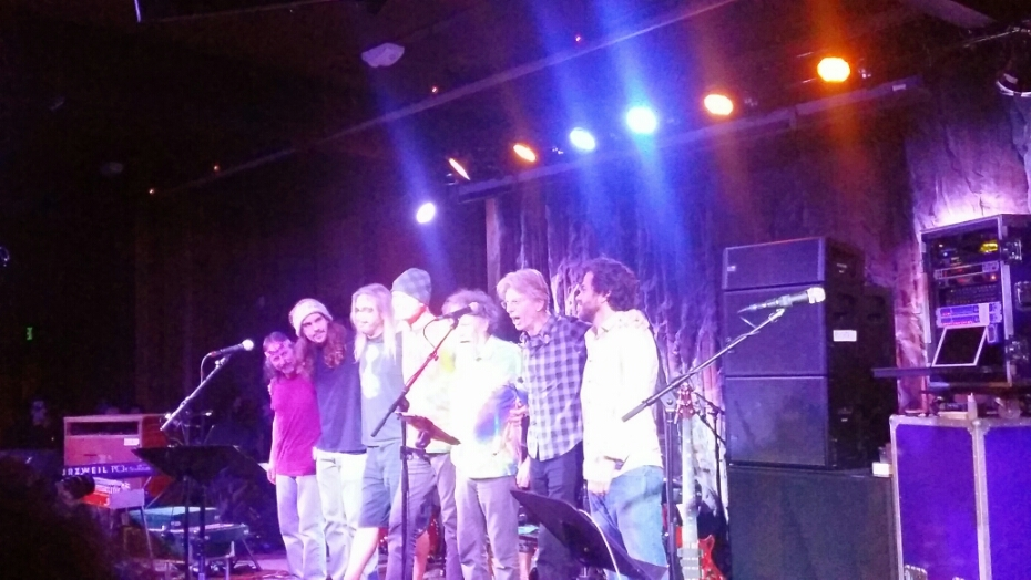 SETLIST: Phil Lesh & Friends Sun. Dec. 14, 2014 The Grate Room Terrapin Crossroads San Rafael, CA