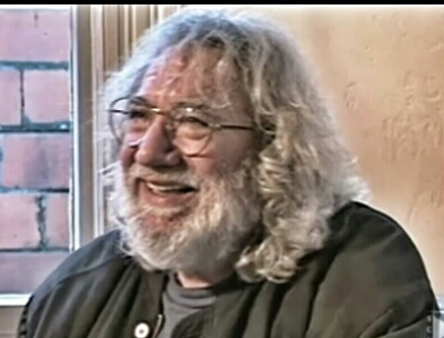 """VIDEO """"Jerry Garcia - The Last Interview 4/28/1995"""""""