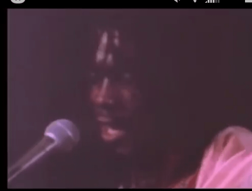 "VIDEO Peter Tosh  ""Legalize It (live)"""