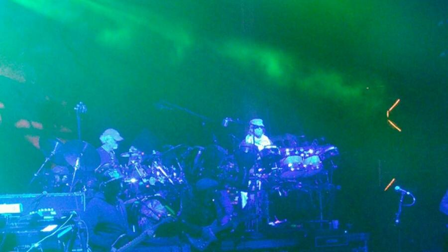 SETLIST: Grateful Dead's Bill Kreutzmann and Mickey Hart, The
