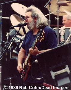 Garcia at the Frost19890506 by Robbi Cohn Deadimages
