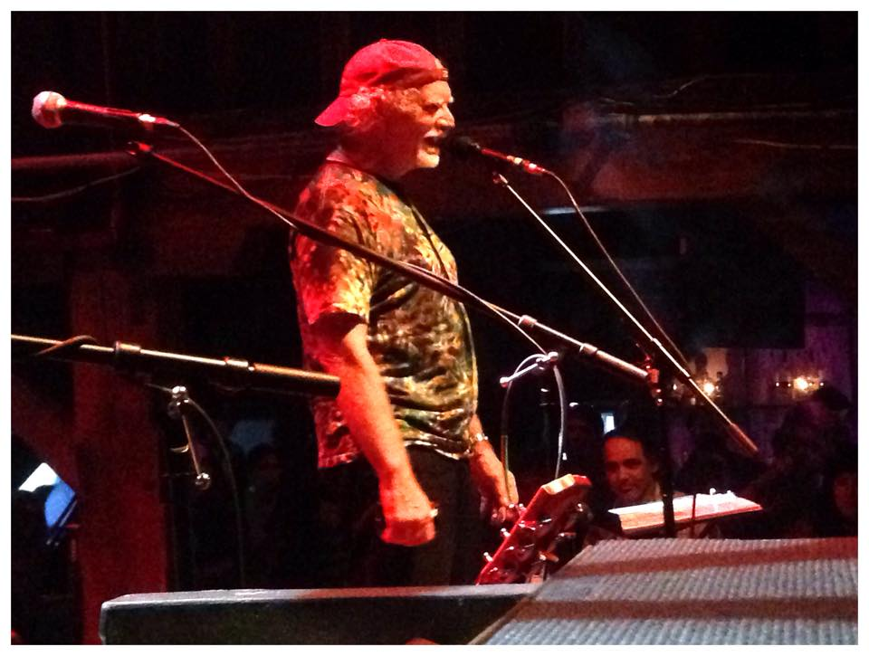 Bill Kreutzmann's Voodoo Dead The Republic New Orleans, LA May 2, 2015 - Dave Schools, Keller Williams, Jeff Chimenti, Steve Kimock, George Porter Jr, Papa Mali, Al Schnier