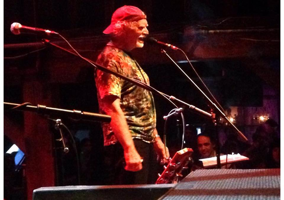 Bill Kreutzmann's Voodoo Dead The Republic New Orleans, LA May 2, 2015 – Dave Schools, Keller Williams, Jeff Chimenti, Steve Kimock, George Porter Jr, Papa Mali, Al Schnier