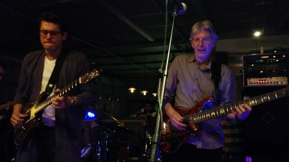 VIDEO:  Sugaree (Grateful Dead) – @JohnMayer, Phil Lesh, Ross James, Alex Koford @TerrapinXroads #barshow #dead50