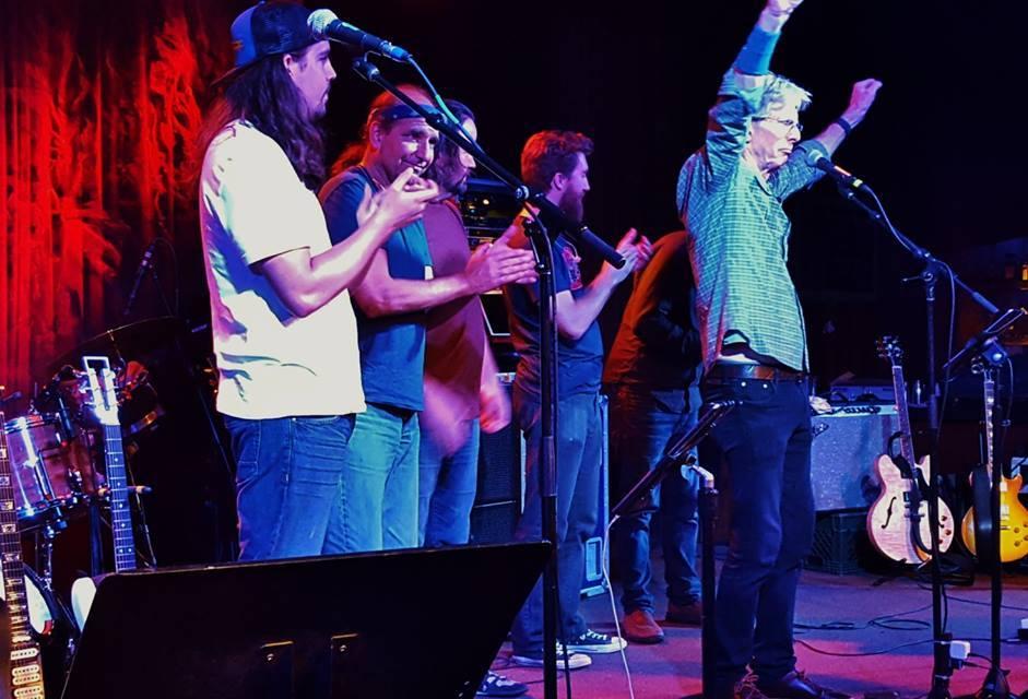 "SETLIST: Phil Lesh and Friends recreate ""6/21/80 West High Auditorium, Anchorage, AK""  #Dead1980 on  8/27/2015 , Terrapin Crossroads, Photos by Doug Clifton"