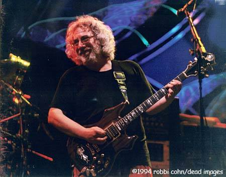 "Jerry Garcia Birthday - Grateful Dead  8.1.1994 The Palace - Auburn MI - ""Satisfaction"""